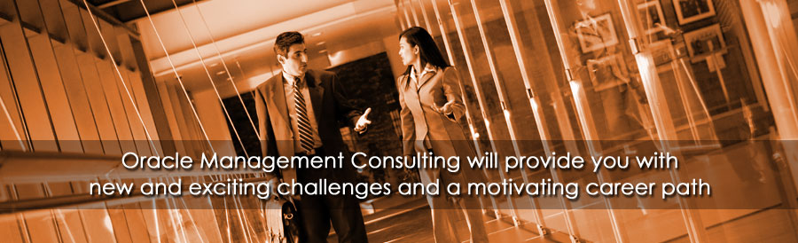 Oracle Management Consulting's Performance Management System will deliver  25 to 40% operating improvement/effectiveness.